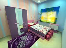 غرفة نوم للبنات bed room girls