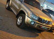Nissan petrol Safari 2002 model for sale.
