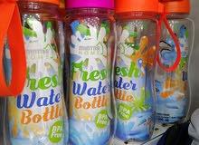 زجاجات مياه مينترا