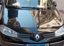 رينو ميجان اتوماتيك سيارة الرفاهية والزوق الرفيع .