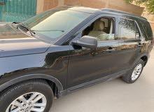 Ford Explorer 4WD, 2017, Automatic, 42670 KM, حالة ممتازة مثل الجديدة بدى وكالة