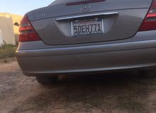 Available for sale! 0 km mileage Mercedes Benz E 320 2003