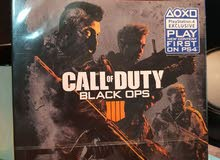 call of duty black ops 4 pro edition PS4 *unwanted gift*