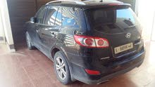 Hyundai Santa Fe 2010 For sale - Black color