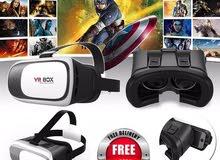 نظارات vr للواقع الافتراضي