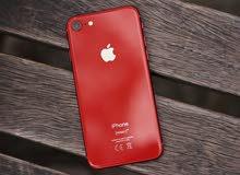 iPhone 8 64GB مستعمل بحال الوكاله مكفول اصلي