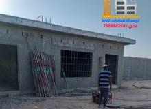 مقاول بناء تشطيبات مع المواد في محافظة عدن / تشطيب كومبليت - تسليم عظم تسليم مفتاح