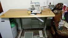 ماكينات ولوازم خياطة مستعملة للبيع بحالة جيدة جدا