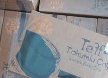 شاي لحرق الدهون. شاي بذور التيف التركي الاصلي