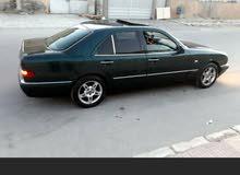 Gasoline Fuel/Power   Mercedes Benz E 200 1997