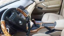 BMW X5 2002 For sale - Black color