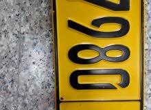 رقم خماسي للبيع رمز واحد