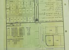 ارض للبيع مع الجامعه والكليه البريمي والكليه المهني في الريمي