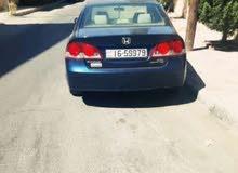 Honda Civic 2006 For sale - Blue color