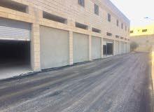 مستودعات للايجار في البيادر بالقرب من شركه مرسيدس
