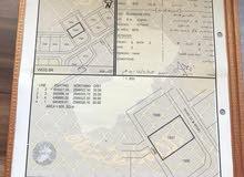 ارض في مرتفعات العامرات المنطقة التاسعة توجد جميع الخدمات
