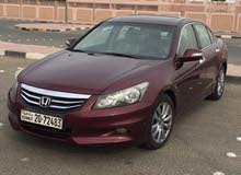 2012  Accord with  transmission is available for sale
