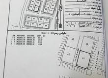 ارض سكني تجاري من المالك مباشر