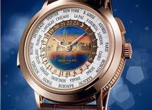 نشتري جميع انواع الساعات السويسرية القديمه والحديث