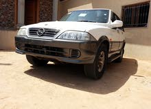 2011 SsangYong Musso for sale
