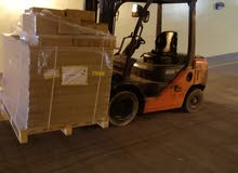 Used Forklifts in Amman is available for sale