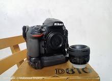 Nikon D810 بحاله ممتازه - نيكون D810 بحاله ممتازه