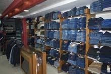 محل تجاري (رجالي) في جبل الحسين للبيع بخلو