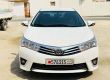 Toyota Corolla 2.0 XLi 2016  for sale