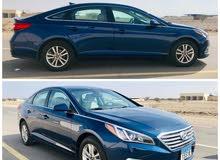 For sale 2015 Blue Sonata