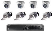 تركيب كاميرات مراقبه بسعر الجمله hd