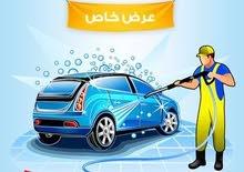 بحاجة الى عمال بدون خبرة للعمل لدى شركة خدمات تنظيف سيارات