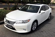Used condition Lexus ES 2013 with  km mileage