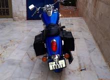 Used Kawasaki motorbike available in Amman