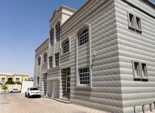 شقة ارضيه ضمن مجمع سكني