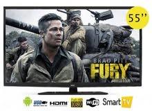 BEC SMART TV 55 INCH - Like New