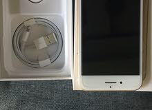 I phone 7  Gold golors 32GB use view time only for 1900 DH only