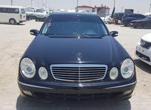 es500 2004 للبيع مرسيدس.