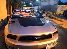 Silver Ford Mustang 2010 for sale