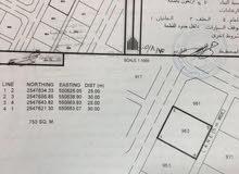 ارض للبيع سكني في نزوى - حي السلام(السويحريه