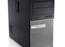 كيس كمبيوتر موصفات عالية للالعاب والجرافيكس وارد الخارج dell