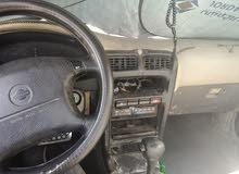 Automatic Black Nissan 1994 for sale
