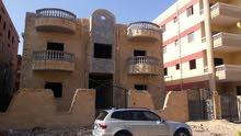 عمارة للبيع بمدينة الشروق المنطقة التاسعة المجاورة السادسة