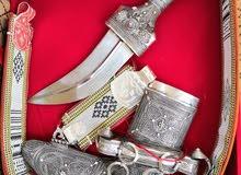 خنجر سعيدية من الطراز القديم للبيع