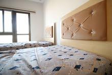 شقة مفروشة غرفتين مطلة للإيجار في شفابدران مقابل جامعة العلوم التطبيقية اطلالة مميزة