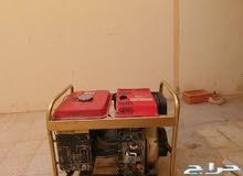 مولد كهرباء ديزل ينمار 4500