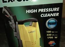 آله الضغط عالية الجودة متعددة الاستعمالات من الماركة Lavor الايطاللية الشهيرة