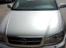 Grey Opel Omega 2000 for sale