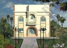 بيت اللايجار مساحة 100 متر