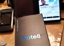 note 8 with its carton new