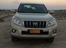 2011 Used Prado with Automatic transmission is available for sale